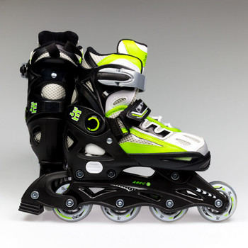 5th Element B2-100 Adjustable Junior Inline / Roller Skates