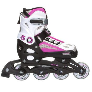 5th Element G2-100 Adjustable Junior Inline / Roller Skates