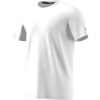 Adidas Adult Clima Tech Tee | White
