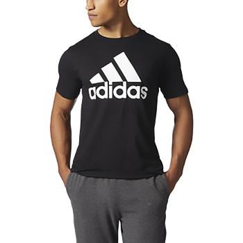 Adidas Badge of Sport Men's T-Shirt CD7936 - Black, White