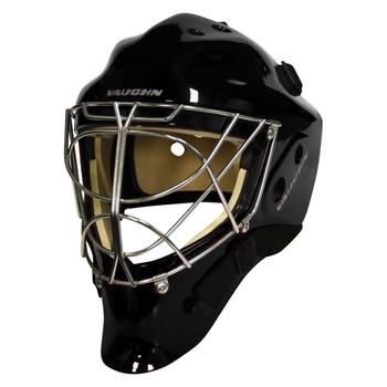 Vaughn VM 7700 Pro Cat Eye Goalie Mask - Black