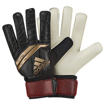 Adidas Predator Replique Soccer Goalie Gloves CF1363 - Black, Copper