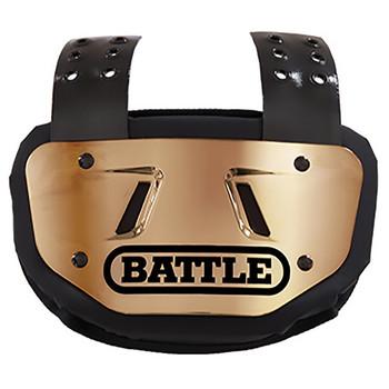 Battle Chrome Adult Football Back Plate - Various Colors