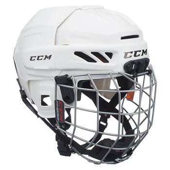 CCM FitLite FL3DS Combo Junior Hockey Helmet - Various Colors