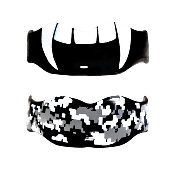 Soldier Sports Fang and Digi 7312 Mouthguard 2 Pack - Available in 16 Colors