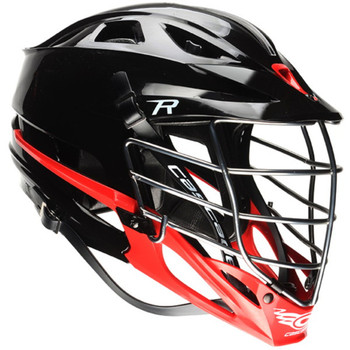 Cascade 48 Hour Factory Custom R Lacrosse Helmets - One Size Fits Most