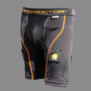 Shock Doctor Core Compression Youth Hockey Shorts