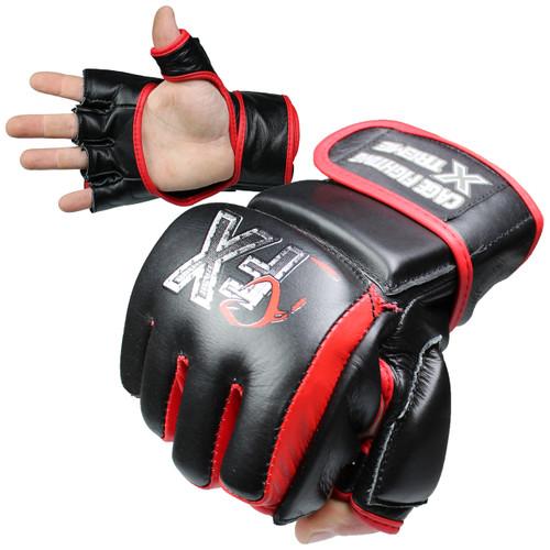 Silent Kill Syndicate CFX MMA Gloves - Black