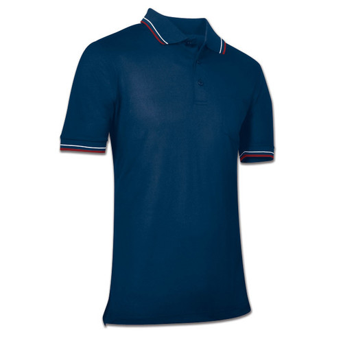 Champro Baseball and Softball Umpire Polo Shirts - Navy