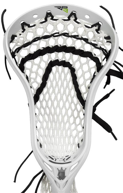 Brine RP3 Rob Pannell X Strung Lacrosse Head