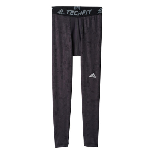 Adidas TechFit PR2 Athletic Tights - Black