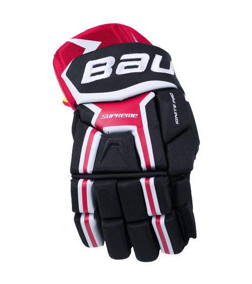 Bauer S17 Supreme Ignite Pro SMU Senior Hockey Gloves