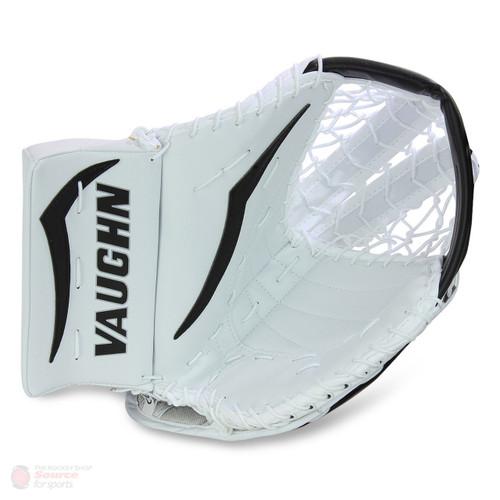Vaughn V7 T XF Youth Hockey Goalie Catch Glove - White/Black