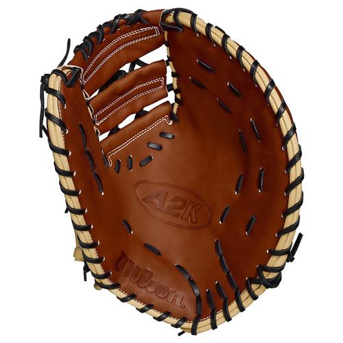 "Wilson 2018 A2K 1617 12.5"" 1st Base Baseball Glove - Right Hand Throw"