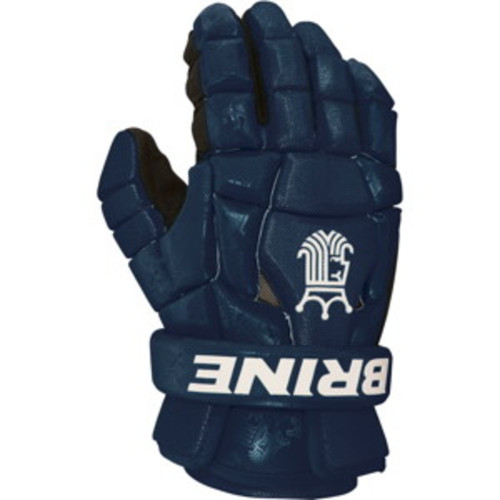 Brine King Superlight 2 Lacrosse Gloves - Navy
