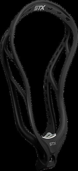 STX 700 Stallion Unstrung Mens Lacrosse Head - Black