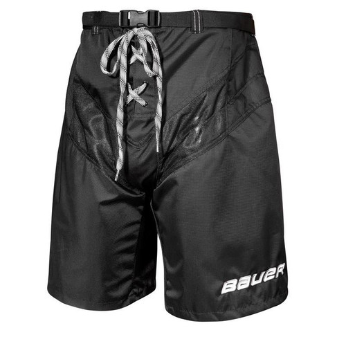 Bauer Hockey S16 Nexus Hockey Junior Pant Shell - Black | Full View