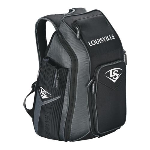 Louisville Slugger Prime Stick Pack Baseball Backpack - Black,Charcoal