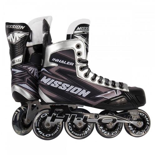 Mission Inhaler NLS 6 Senior Inline / Roller Hockey Skates