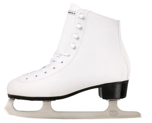 Winnwell Senior Figure Skates - White
