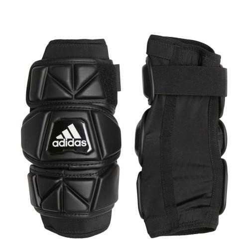Adidas Freak Flex Senior Lacrosse Arm Pads - Black