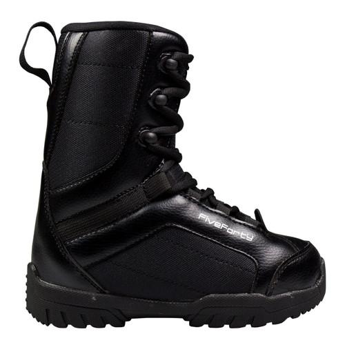 FiveForty Bandit Junior Snowboard Boots - Black