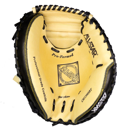 "AllStar Pro Comp 33.5"" Baseball Catchers Mitt - RH Throw"