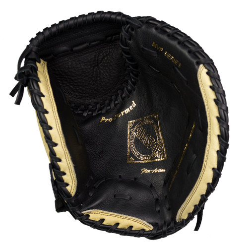 "AllStar 31.5"" Youth Fastpitch Softball Catcher Mitt - RH Throw"