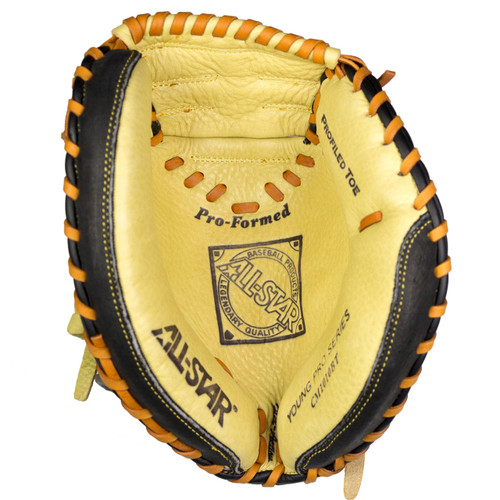 "AllStar Youth Comp 31.5"" Baseball Catchers Mitt - RH Throw"