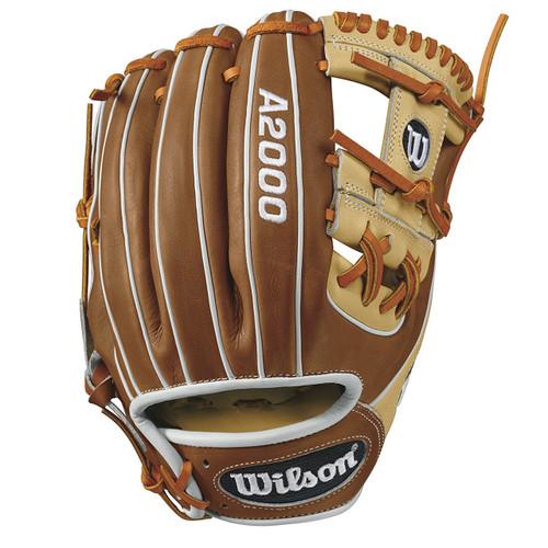 """Wilson 2018 A2000 1786 11.5"""" Infield Baseball Glove - RH Throw"""