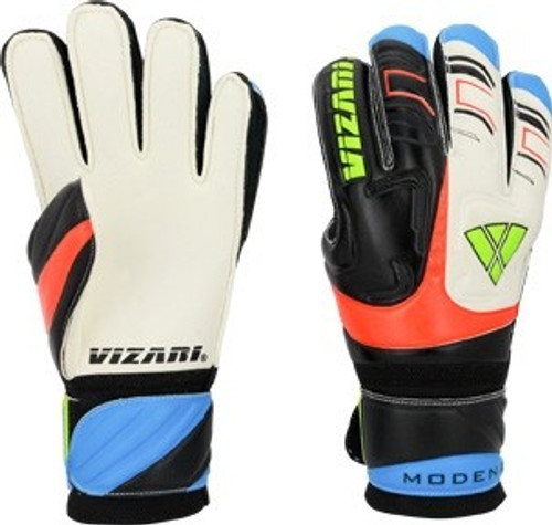 Vizari Modena Goalkeeper Gloves Black,White,Blue