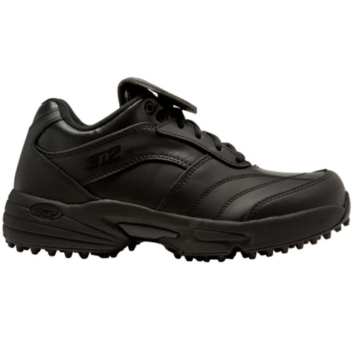 3n2 Reaction Lo Mens Baseball Umpire Shoes - Black