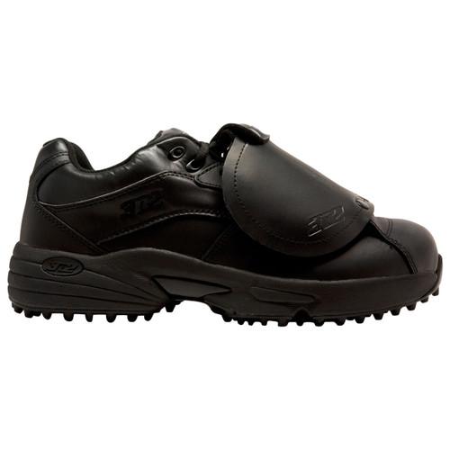 3n2 Reaction Pro Plate Lo Mens Baseball Umpire Shoes - Black