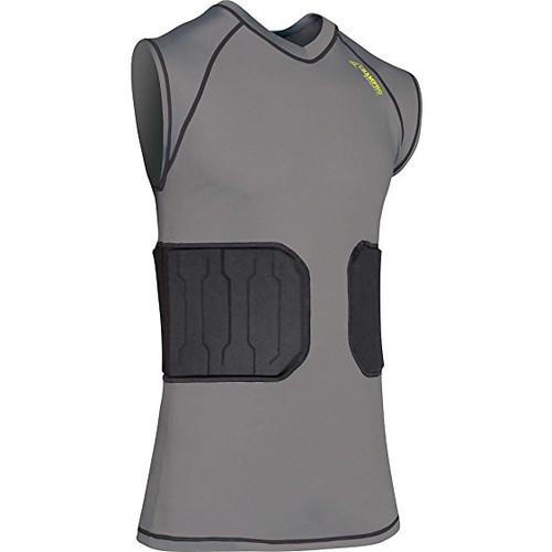 Champro Bionic Adult Compression Shirt - Grey