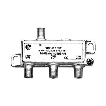 DGS-3 Digital Ready Splitter, 3 Way