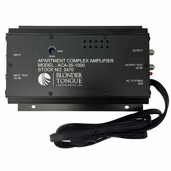 ACA-35-1000 Apartment Complex Amplifier