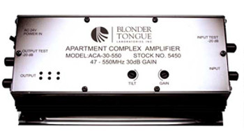 ACA-30-550  Apartment Complex Amplifier
