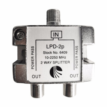 LPD-2P Splitter, 2 Way