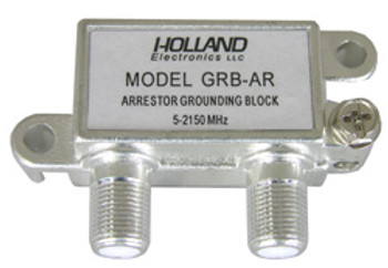 GRB-AR Arrestor Ground Block