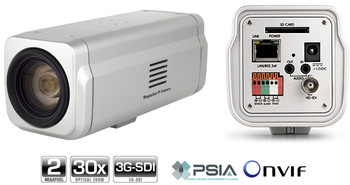 VS-547-3GSDI HD IP Box Camera