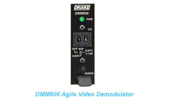 DMM806A Mini Television Demodulator