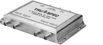 TSMS-2150-4A 4-Way Multi-Switch Amplified