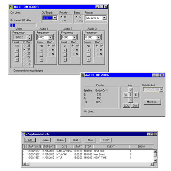 DLM-2/16 AutoPilot DLM Software
