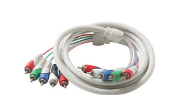6FT 5-RCA MINI COMPONENT A/V CABLE