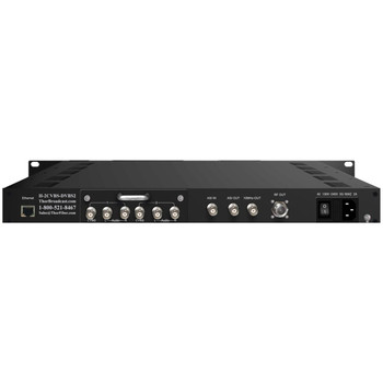 2Ch CVBS to DVB-S2 Satellite Encoder Modulator