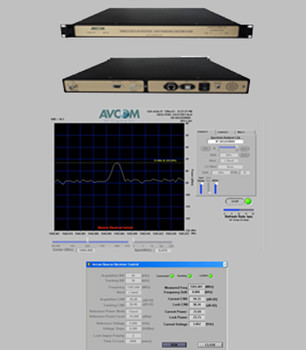RBR-2500A Rackmount Satellite Beacon Receiver