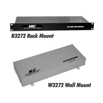 3272-Series Analog Channel Deletion Filters - Chs 7-13 & 22-36