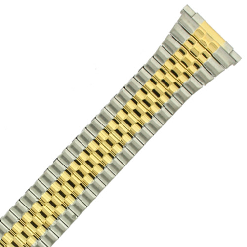 2 0 Mm Bands: 6-20mm Watch Band Expansion Metal Stretch Silver-Tone