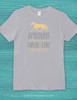 Akhal-teke Horse Lover Adult T-Shirt