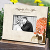Autumn Horses Equestrian Wedding Picture Frame